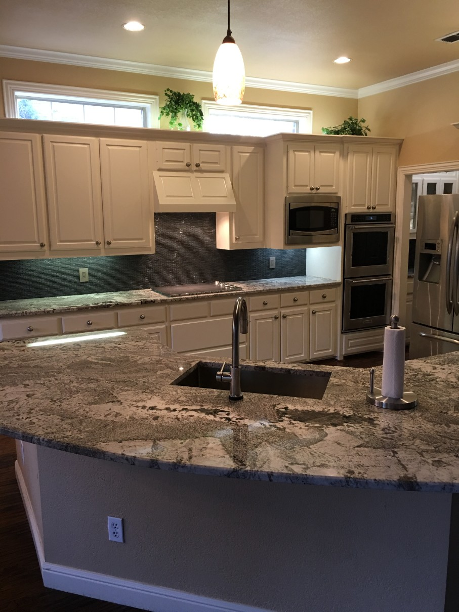 Fort Worth Custom Kitchen Cabinets New Creation Construction